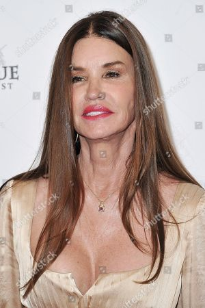 Janice Dickinson attends the 2019 American Icon Awards at the Beverly Wilshire Hotel, in Beverly Hills, Calif