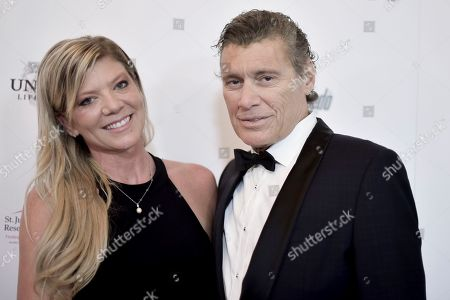Steven Bauer attends the 2019 American Icon Awards at the Beverly Wilshire Hotel, in Beverly Hills, Calif