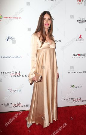 Editorial photo of American Icon Awards Gala, Arrivals, Beverly Wilshire Hotel, Los Angeles, USA - 19 May 2019