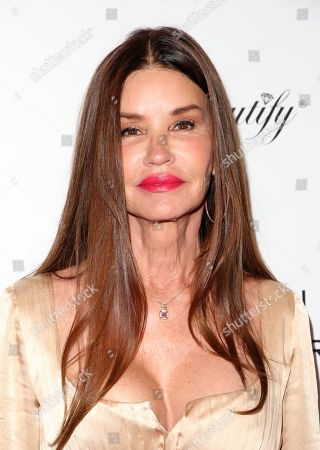 Stock Picture of Janice Dickinson