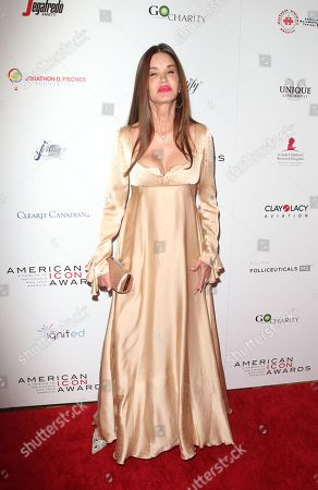 Editorial picture of American Icon Awards Gala, Arrivals, Beverly Wilshire Hotel, Los Angeles, USA - 19 May 2019