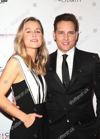 Lily Anne Harrison, Peter Facinelli