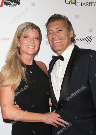 Stock Image of Steven Bauer, Guest