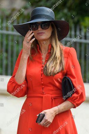 Stock Photo of Jemima Goldsmith