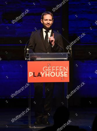 Editorial photo of Backstage at the Geffen 2019, Westwood, USA - 19 May 2019