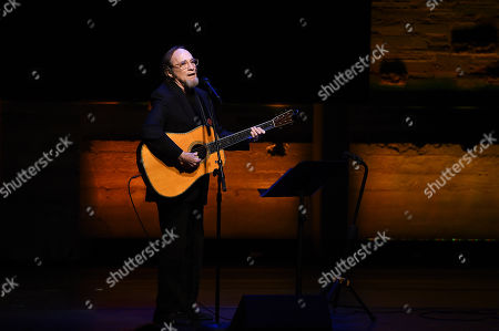 Stephen Stills attends the Backstage at the Geffen 2019 gala at the Geffen Playhouse on in Westwood, Calif