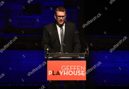 Gil Cates Jr., Geffen Playhouse Executive Director, attends the Backstage at the Geffen 2019 gala at the Geffen Playhouse on in Westwood, Calif