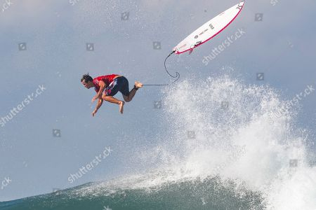 Editorial picture of Surfing WSL - Corona Bali Protected, Gianyar, Indonesia - 20 May 2019