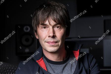Editorial picture of Professor Brian Cox, London, UK - 26 Mar 2019