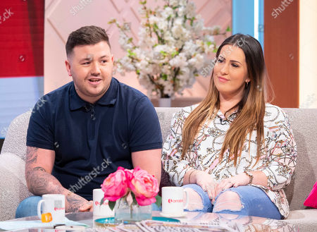 Editorial picture of 'Lorraine' TV show, London, UK - 20 May 2019