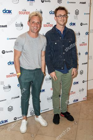 Stock Photo of Jamie Laing and Francis Boulle