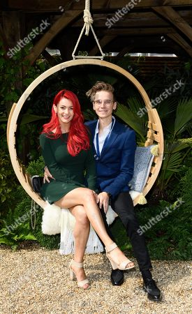Dianne Buswell and Joe Sugg