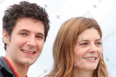 Vincent Lacoste and Chiara Mastroianni