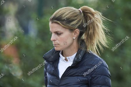 Stock Photo of Athina Onassis