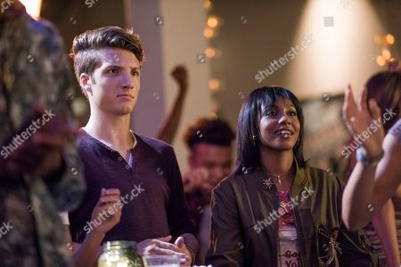 Jake Short as Fig and Tetona Jackson as Cassie Fulner