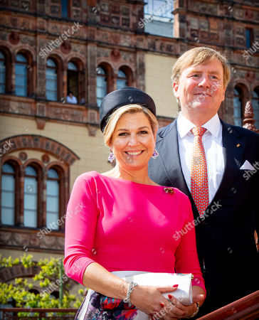 King Willem-Alexander and Queen Maxima visit to Germany, Day 1