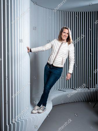 Editorial image of Justine Henin at Roland Garros, Paris, France - 16 Apr 2019