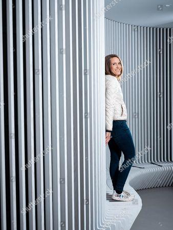Editorial photo of Justine Henin at Roland Garros, Paris, France - 16 Apr 2019