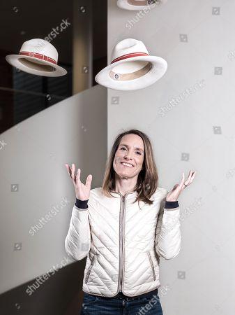 Stock Picture of Justine Henin