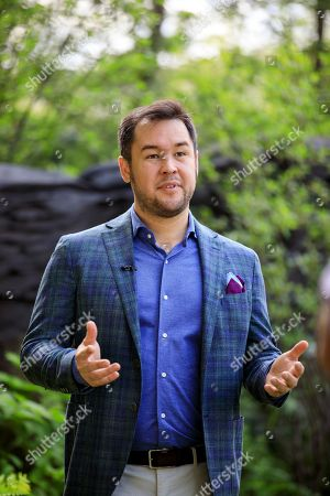 Editorial image of RHS Chelsea Flower Show, Press Day, London, UK - 20 May 2019