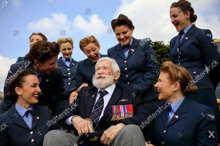 D-Day veteran Patrick Thomas