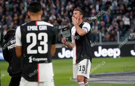 Editorial photo of Soccer Serie A, Turin, Italy - 19 May 2019