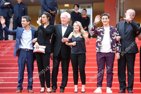 Editorial picture of 'Young Ahmed' premiere, 72nd Cannes Film Festival, France - 20 May 2019
