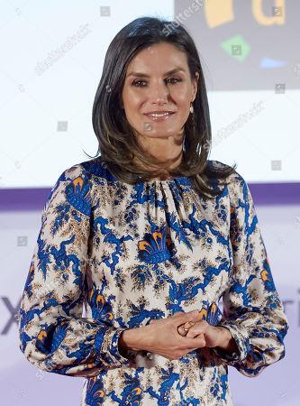 'Social Projects of Banco Santander' awards ceremony, Madrid