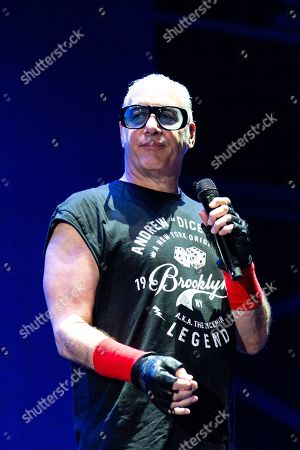 Stock Image of Andrew Dice Clay