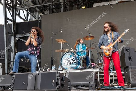 Stock Image of Black Coffee - Ehab Omran, Nick Frantianne and Justin Young