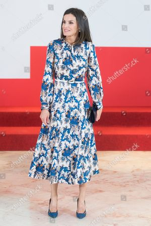 Stock Photo of Queen Letizia