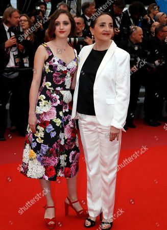 Editorial image of 'La Belle Epoque' premiere, 72nd Cannes Film Festival, France - 20 May 2019