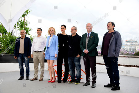 Editorial image of 'The Whistlers' photocall, 72nd Cannes Film Festival, France - 19 May 2019