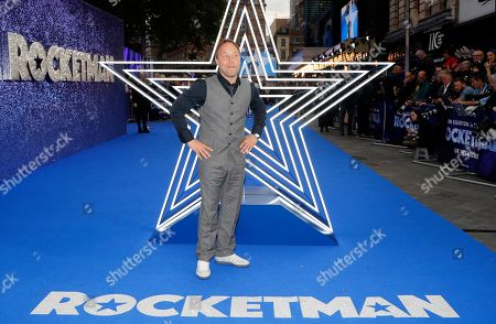 Actor Stephen Graham arrives for the UK Film Premiere of Rocketman at the Odeon Luxe in London