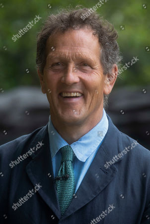 Monty Don at RHS Chelsea Flower Show