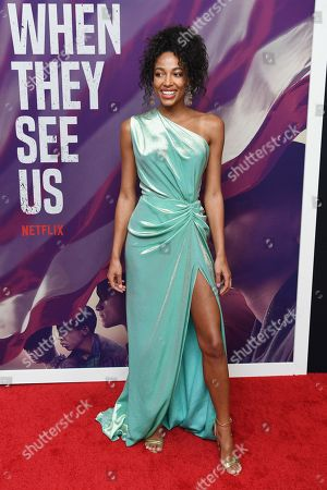 Stock Picture of Kylie Bunbury