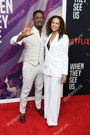Editorial image of 'When They See Us' TV show premiere, Arrivals, Apollo Theater, New York, USA - 20 May 2019