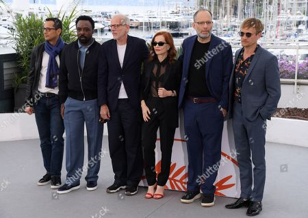 Editorial picture of 'Frankie' photocall, 72nd Cannes Film Festival, France - 21 May 2019