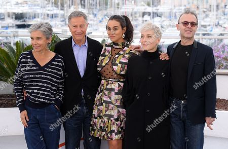 Editorial image of 'Haut Les Filles' photocall, 72nd Cannes Film Festival, France - 21 May 2019