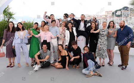 Editorial picture of Talents Adami photocall, 72nd Cannes Film Festival, France - 21 May 2019