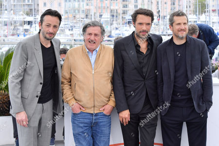 Editorial image of 'La Belle Epoque' photocall, 72nd Cannes Film Festival, France - 21 May 2019