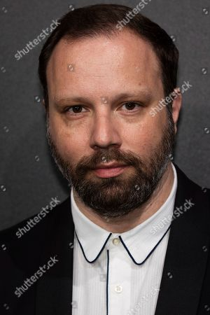 Yorgos Lanthimos poses for photographers upon arrival at the Chopard Trophee event at the 72nd international film festival, Cannes, southern France