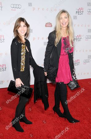 Heather Thomas and daughter India Rose