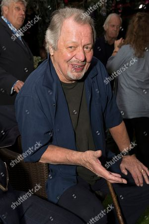 David Soul attends The Boisdale restaurant, Belgravia. The Botanist Garden celebrates the launch of The Botanist Islay Dry Gin