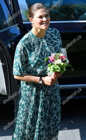 Crown Princess Victoria attends the Friends of the Nordic Museum and Skansen, Stockholm