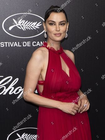 Editorial photo of Trophee Chopard Dinner - 72nd Cannes Film Festival, France - 20 May 2019