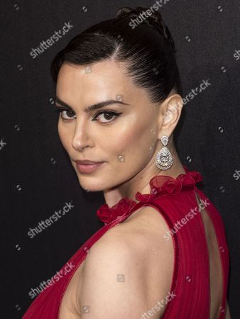 Catrinel Marlon attends the Trophee Chopard Dinner at the Agora during the 72nd annual Cannes Film Festival, in Cannes, France, 20 May 2019. The festival runs from 14 to 25 May.