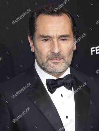 Gilles Lellouche attends the Trophee Chopard Dinner at the Agora during the 72nd annual Cannes Film Festival, in Cannes, France, 20 May 2019. The festival runs from 14 to 25 May.