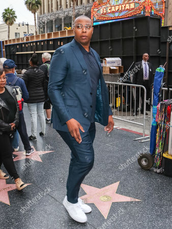 Editorial photo of Caron Butler out and about, Los Angeles, USA - 18 May 2019