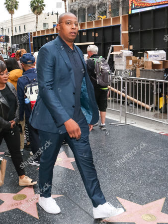 Editorial picture of Caron Butler out and about, Los Angeles, USA - 18 May 2019